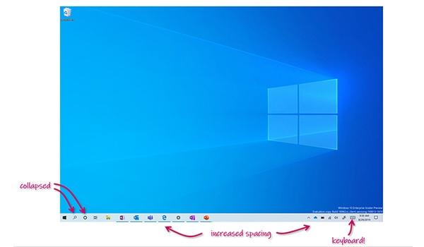 Windows 10-tabletmodus grondig op de schop