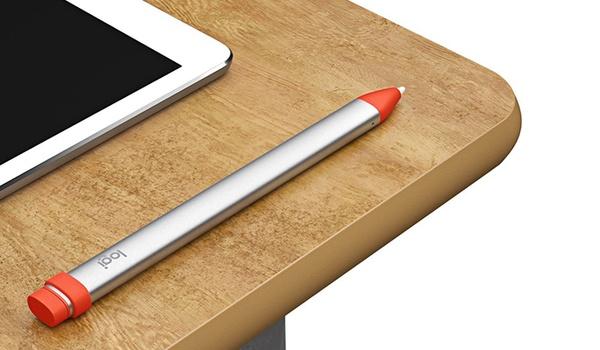 Logitech Crayon is alternatief op Apple Pencil