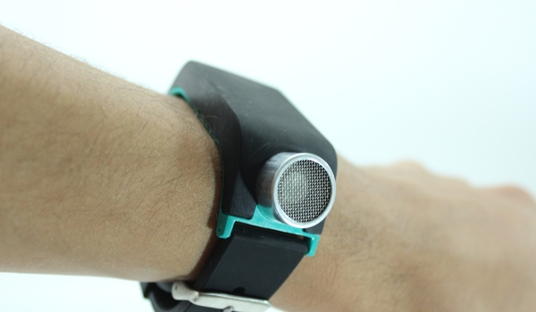 Sunu Band is smartwatch voor blinden