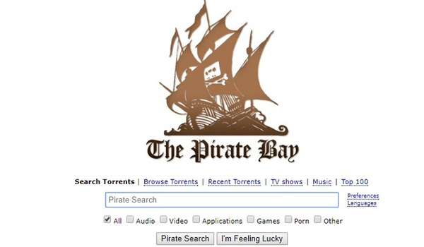 Pirate Bay test streamen van torrents