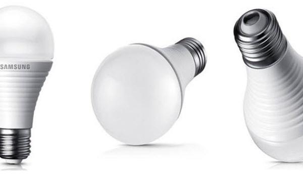 Geen ledlampen meer van Samsung