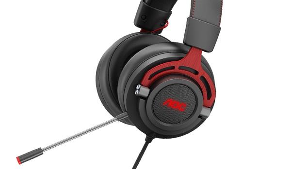 Monitormaker AOC verkoopt nu ook gaming-headsets