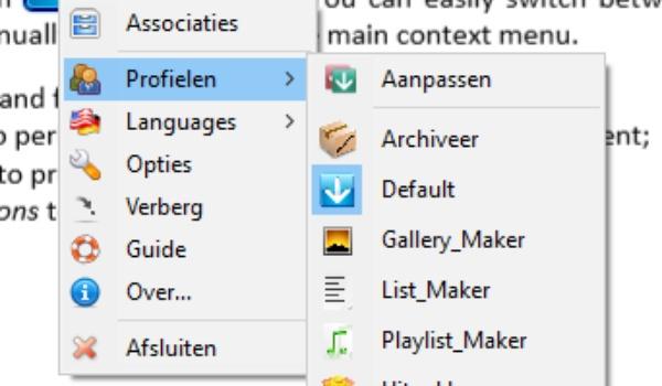 Dropit - Automatiseer allerlei bestandsklussen