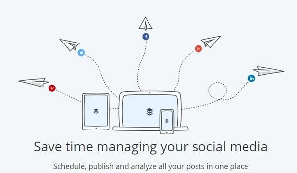 Social media beheren met Buffer (1)