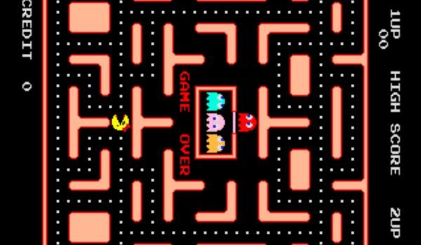 Pac-Man spelen op de iPod