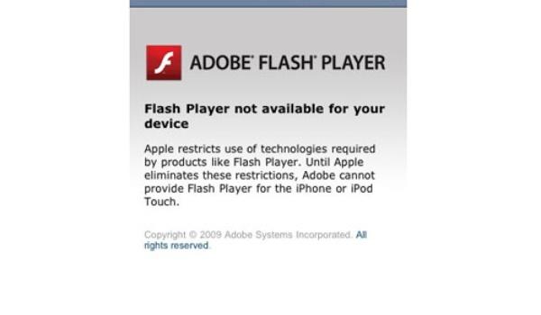 Adobe opent de aanval op Apple voor flash op iPhone