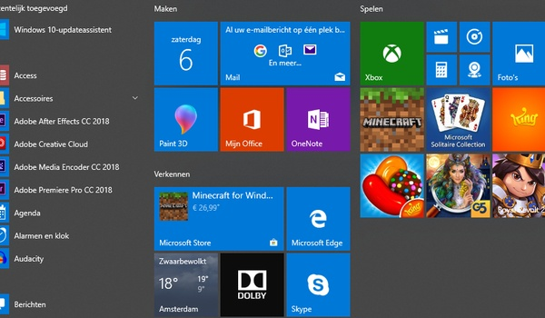 Opnieuw problemen met Windows 10-update