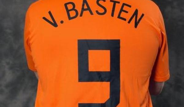 WK-gekte: veiling originele gesigneerde Oranje-shirts