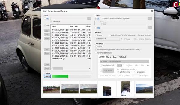 Simpele fotobewerkingen met FreeVimager (2)