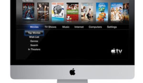 Nieuwe iMac met tv-functionaliteit?