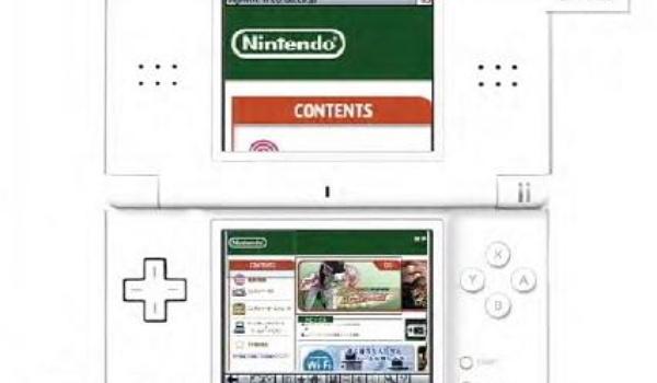 Internetten met de Nintendo DS