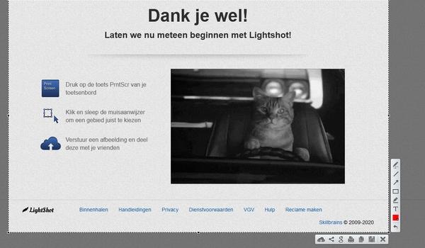 Lightshot - Uitgebreide schermafdrukken maken