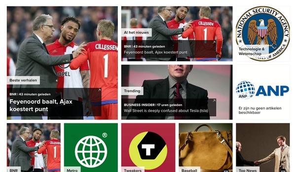 News Republic - Altijd het laatste nieuws bij de hand