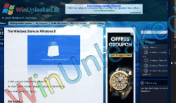 Windows 8 music player screenshots