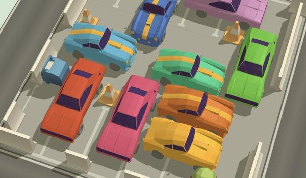 Parking Jam - Leren uitparkeren