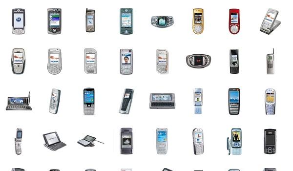 Explosieve stijging handel in mobieltjes