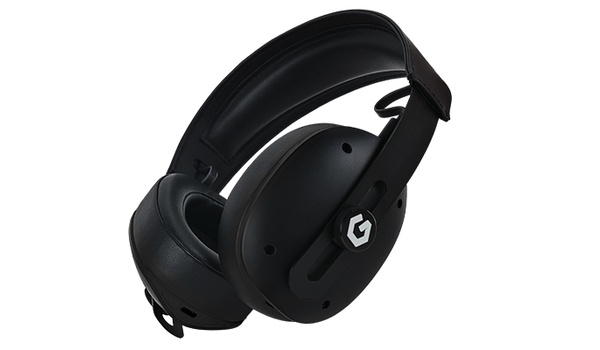 Gerrard Street Prince: Huur-koptelefoon met ruisonderdrukking