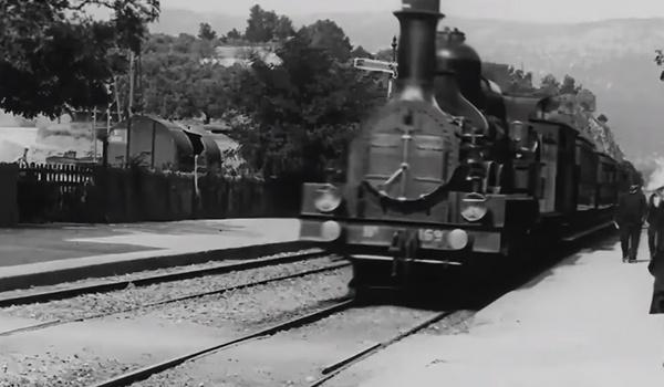 Klassiek treinfilmpje uit 1895 leeft voort met 4K-resolutie