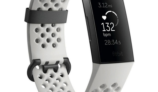 'Dit zijn foto's en specificaties van de Fitbit Charge 3'