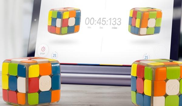 GoCube: Slimme Rubik's Cube voorzien van bluetooth