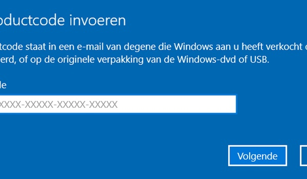'Sommige Windows 10 Pro-licenties per ongeluk gedeactiveerd'