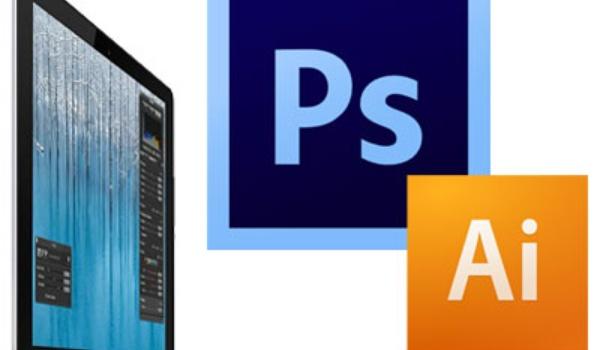 Adobe Photoshop en Illustrator nu met Retina-ondersteuning
