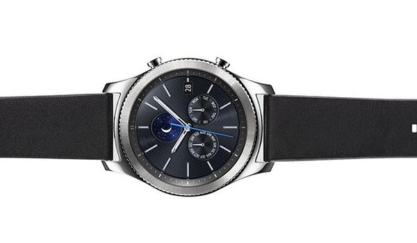 Samsung brengt Gear S3-smartwatch uit in Nederland