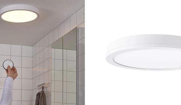 Slimme lampen IKEA nu ook voor de badkamer