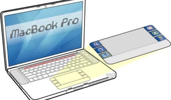 Apple Macbook krijgt lcd-toetsen