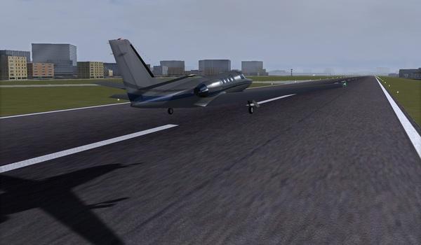 FlightGear - Gratis de wereld overvliegen