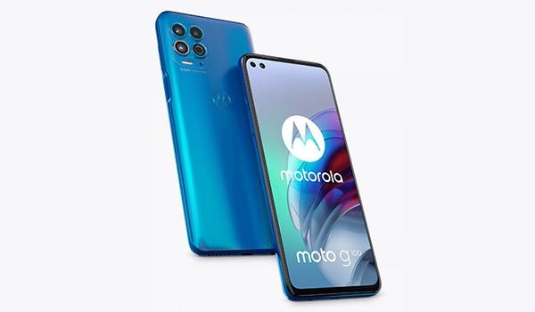 Motorola zoekt het hogerop met Moto G100