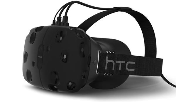 Ook HTC gaat voor virtual reality met Vive-headset