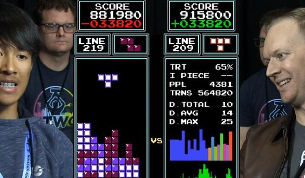 Tiener wint wereldkampioenschap Tetris