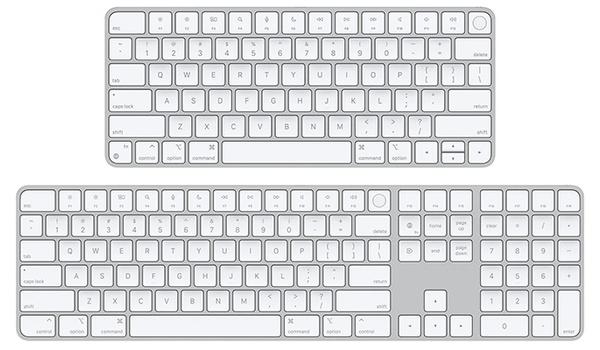 Magic Keyboard met Touch ID nu ook in losse verkoop
