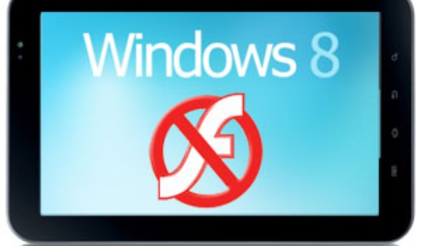 Windows 8 zonder Flash