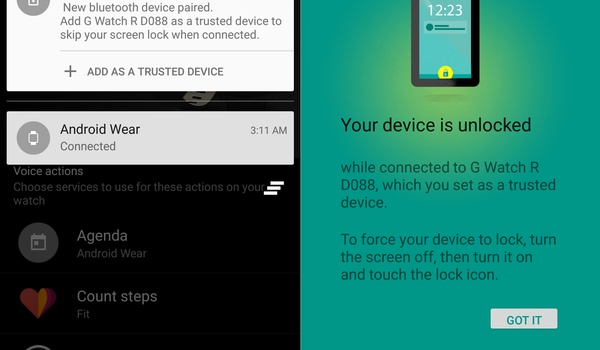 Je smartphone slim ontgrendelen met Smart Lock in Android Lollipop