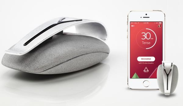 Houd stress onder controle met Spire Breath Tracker-gadget