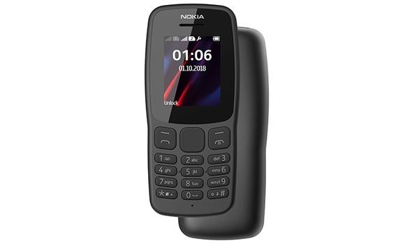 Terug in de tijd met vernieuwde Nokia 106