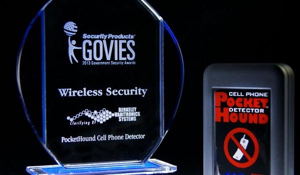 Spieken op toilet wordt onmogelijk door smartphoneverklikker