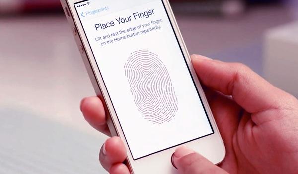 Vingerafdrukscanner veelgevraagde functie op smartphone