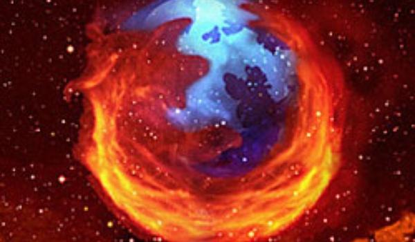 'Firefox onveiligste browser'