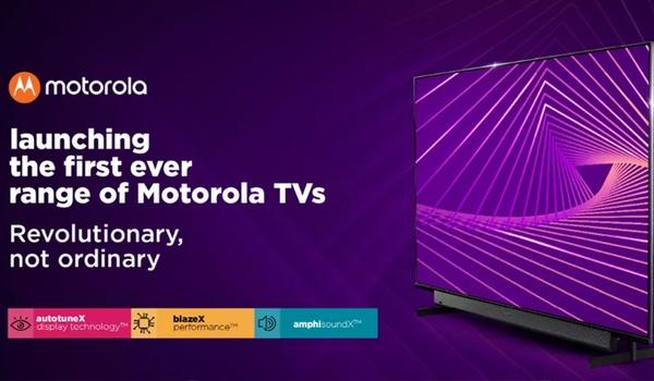 Motorola brengt eigen smart-tv's uit