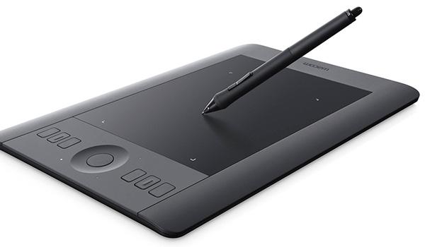 Intuos Pro Small is compacte tekentablet van Wacom