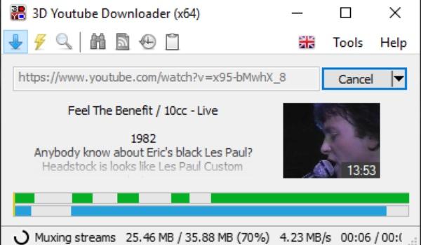 YouTube Downloader - Makkelijk video downloaden