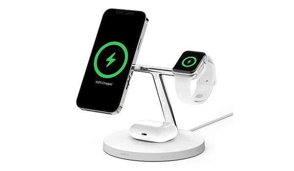 Belkin Boost Charge Pro-lader voor iedere Apple-gadget