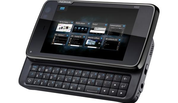Nokia N900 met open source software