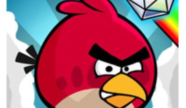 Angry Birds komt naar de console