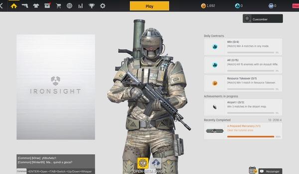 Ironsight- Een fraaie futuristische 3D-shooter