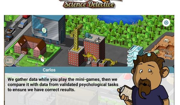 Skill Lab Science Detective - Speel spelletjes en help de wetenschap vooruit