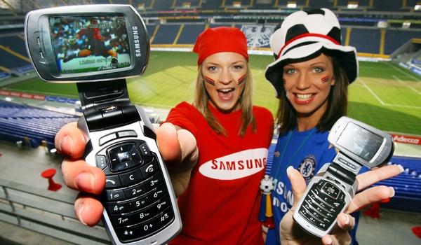 Duitsers kunnen live WK-tv kijken op hun gsm